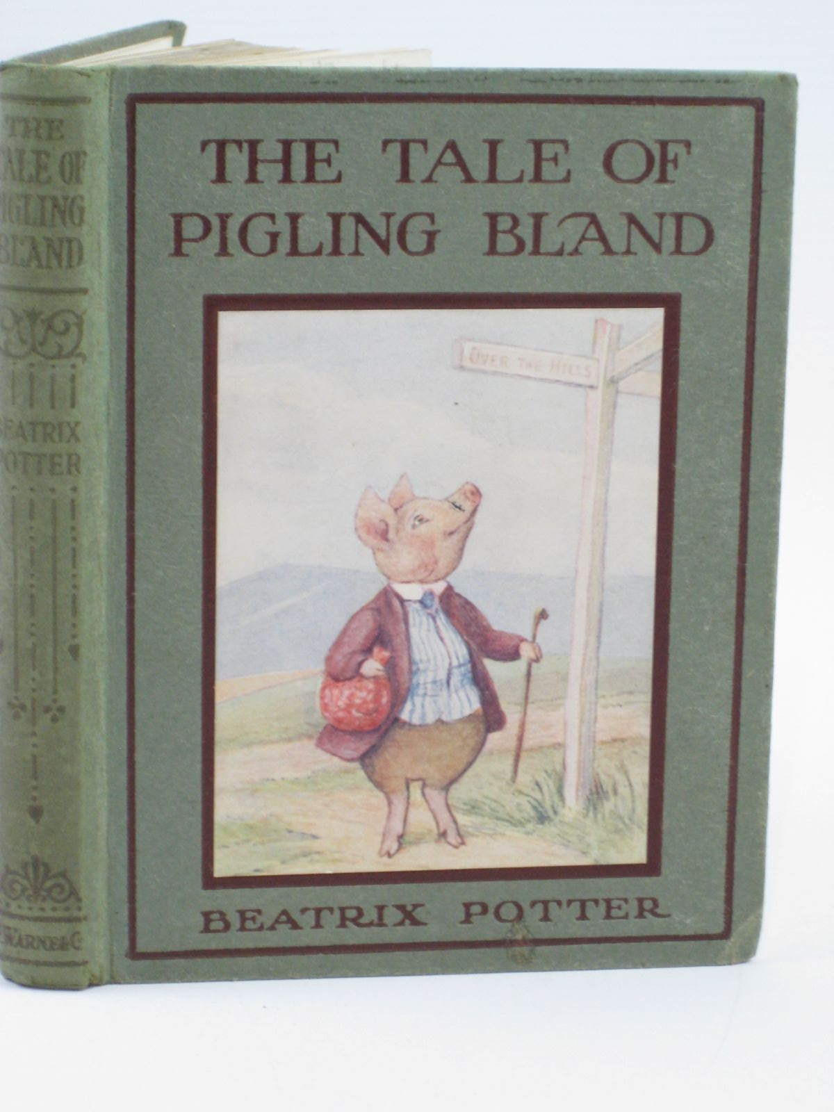 Photo of THE TALE OF PIGLING BLAND- Stock Number: 1506620
