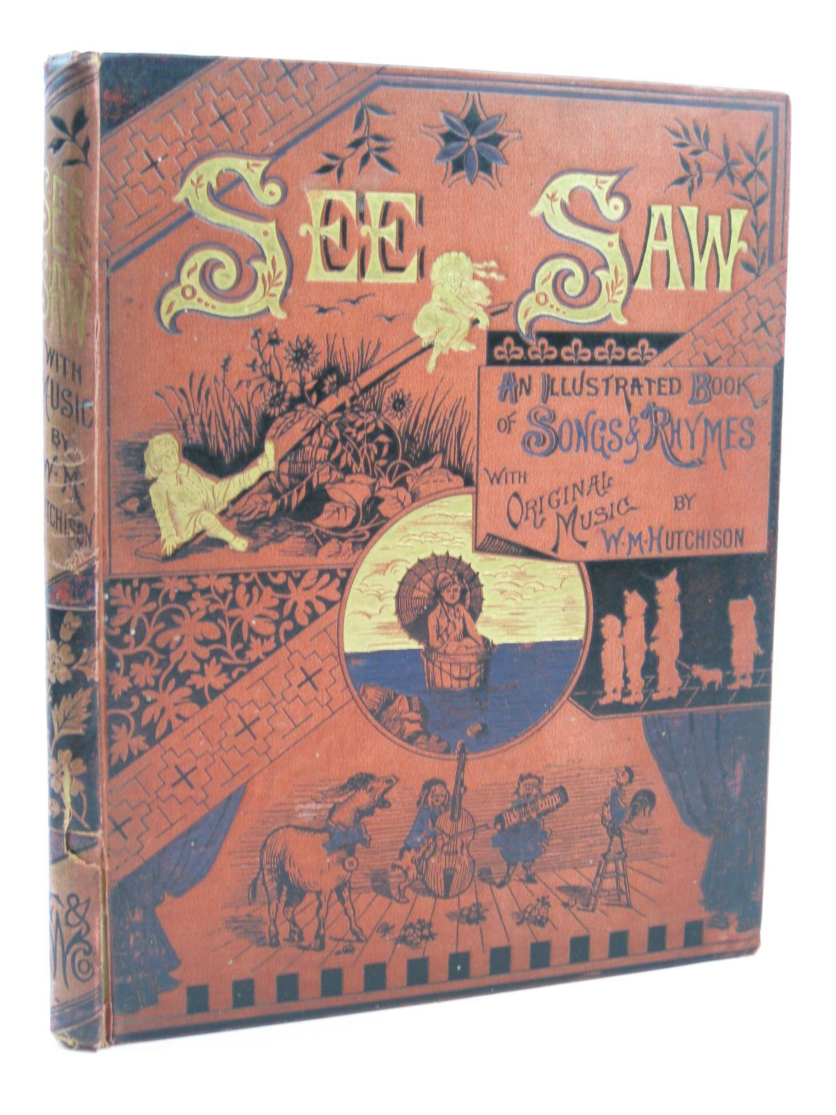 Photo of SEE-SAW written by Hutchison, William M. published by Frederick Warne & Co. (STOCK CODE: 1506674)  for sale by Stella & Rose's Books