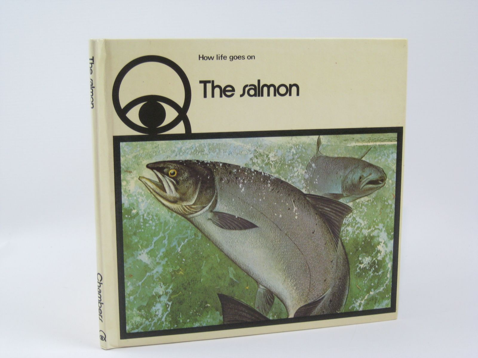 Photo of HOW LIFE GOES ON THE SALMON written by Roels, Iliane<br />Nicolas, Claude illustrated by Baynes, Pauline published by W. & R. Chambers Limited (STOCK CODE: 1506710)  for sale by Stella & Rose's Books