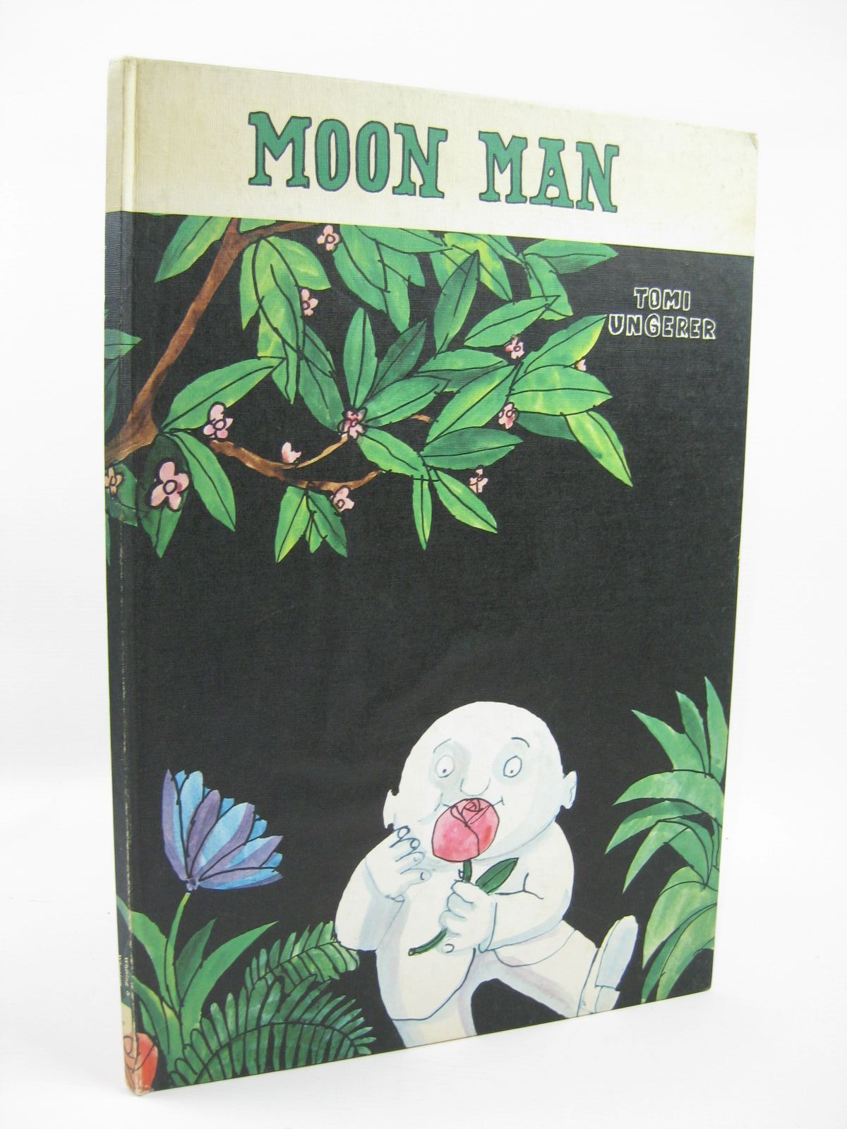 Photo of MOON MAN written by Ungerer, Tomi illustrated by Ungerer, Tomi published by Whiting & Wheaton (STOCK CODE: 1506774)  for sale by Stella & Rose's Books