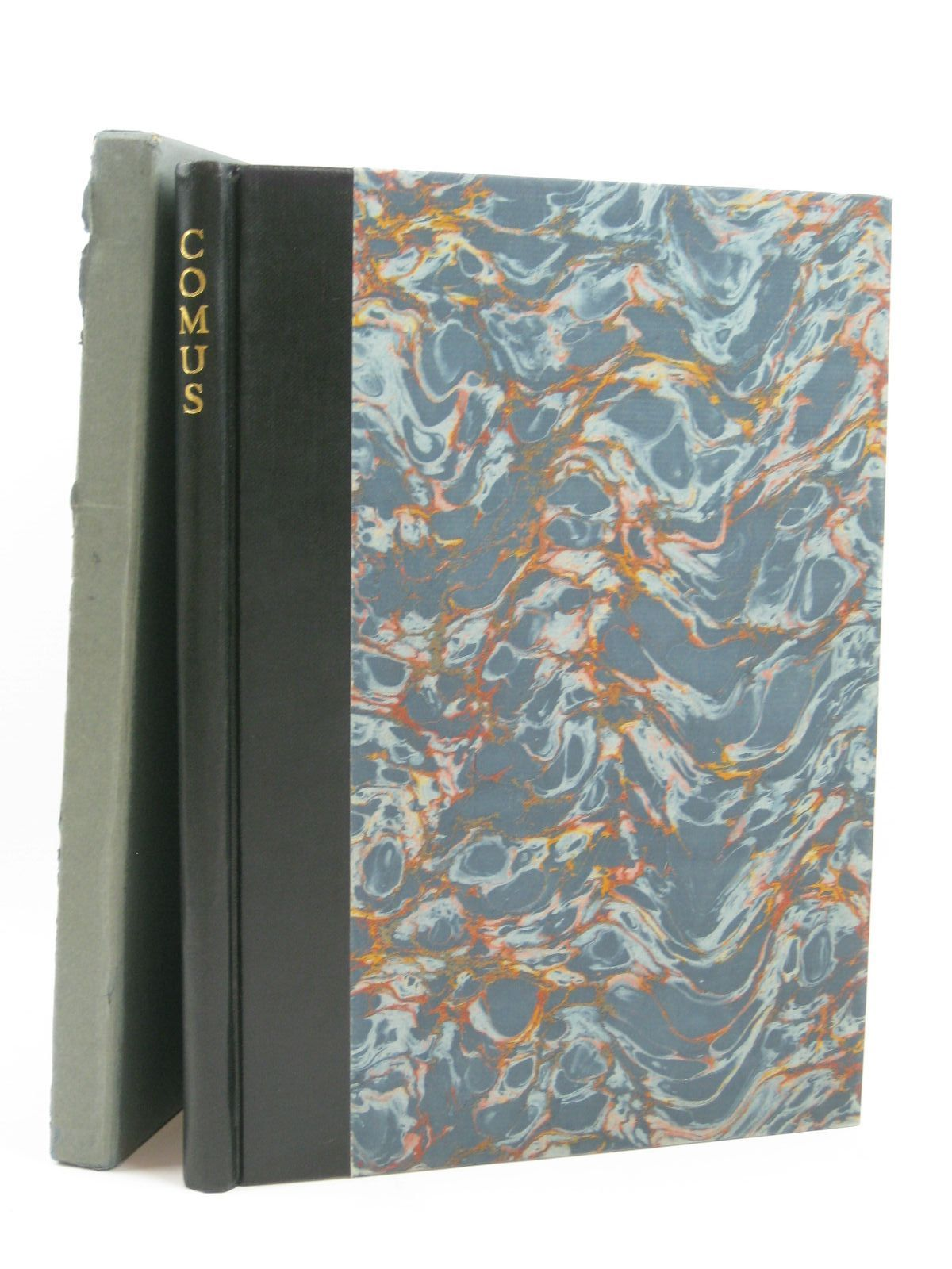 Photo of THE MASQUE OF COMUS written by Milton, John<br />Lawes, Henry illustrated by Dulac, Edmund published by The Heritage Press (STOCK CODE: 1506842)  for sale by Stella & Rose's Books