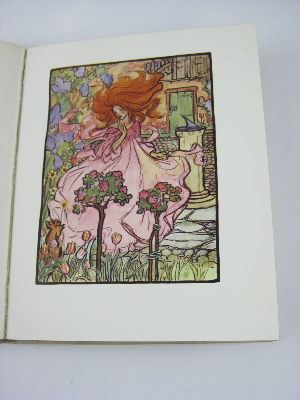 Photo of IN THE FAIRY RING written by Harrison, Florence illustrated by Harrison, Florence published by Blackie & Son Ltd. (STOCK CODE: 1506975)  for sale by Stella & Rose's Books
