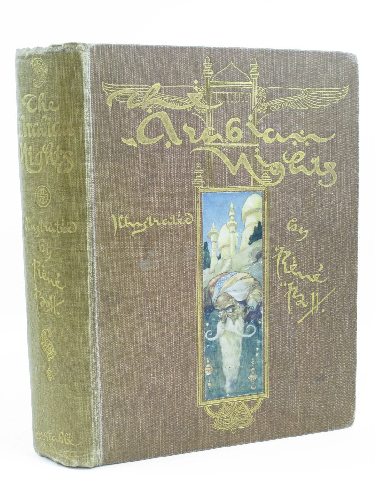 Photo of THE ARABIAN NIGHTS illustrated by Bull, Rene published by Constable & Co. Ltd. (STOCK CODE: 1506977)  for sale by Stella & Rose's Books