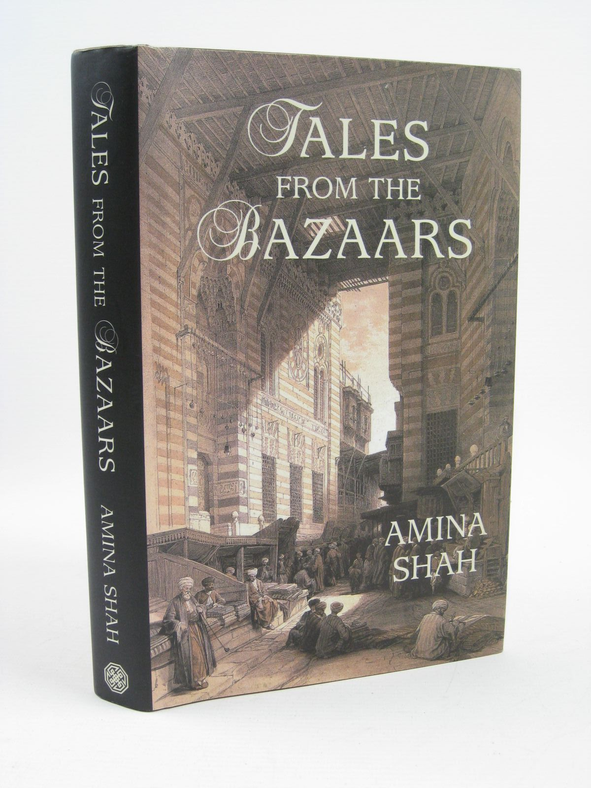 Photo of TALES FROM THE BAZAARS written by Shah, Amina published by The Octagon Press (STOCK CODE: 1507039)  for sale by Stella & Rose's Books