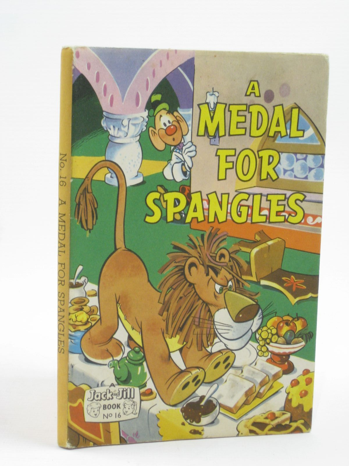 Photo of A MEDAL FOR SPANGLES published by Fleetway Publications Ltd. (STOCK CODE: 1507107)  for sale by Stella & Rose's Books