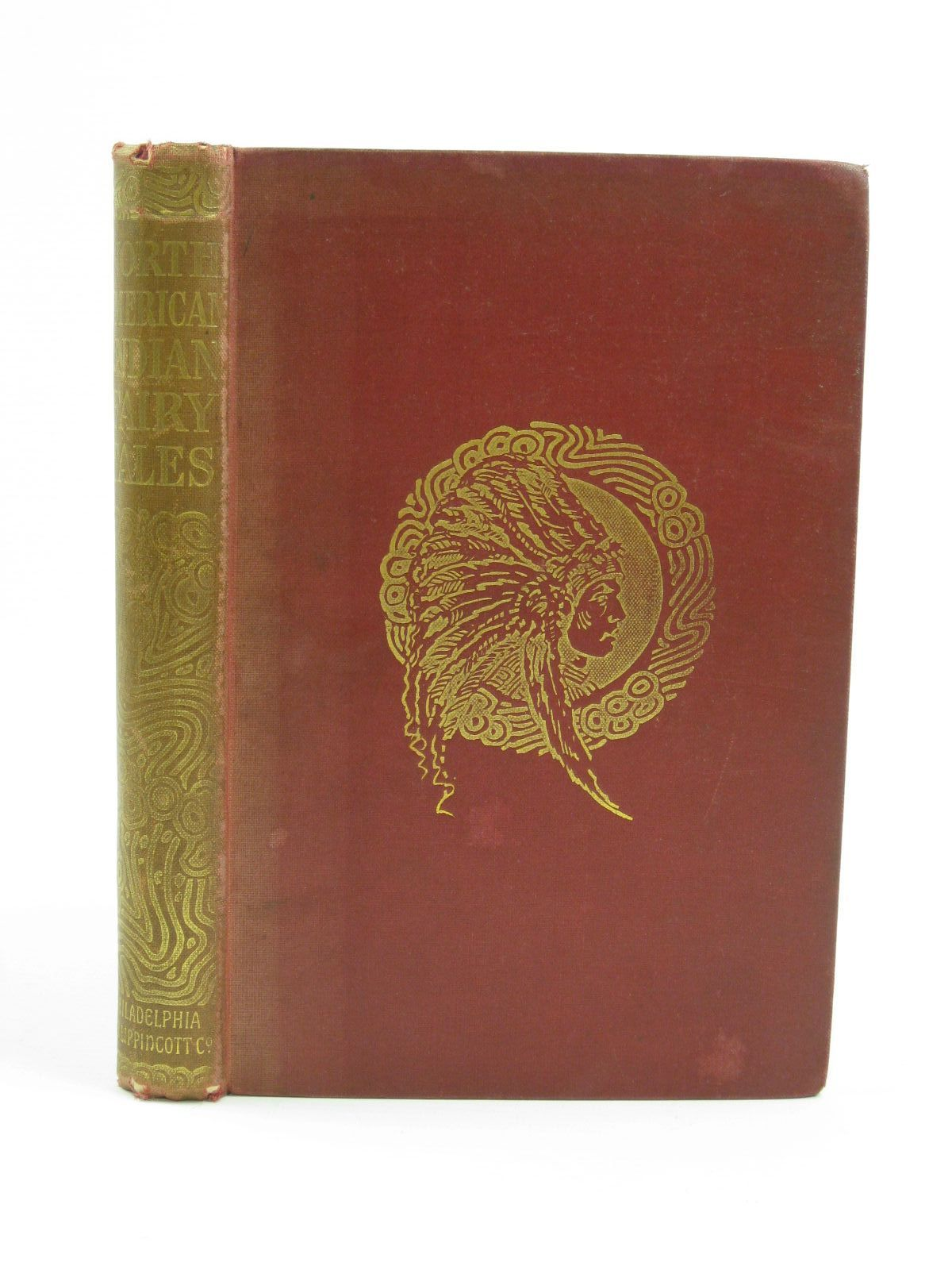 Photo of NORTH AMERICAN INDIAN FAIRY TALES illustrated by Armour, R.C. published by Gibbings & Company Limited (STOCK CODE: 1507119)  for sale by Stella & Rose's Books