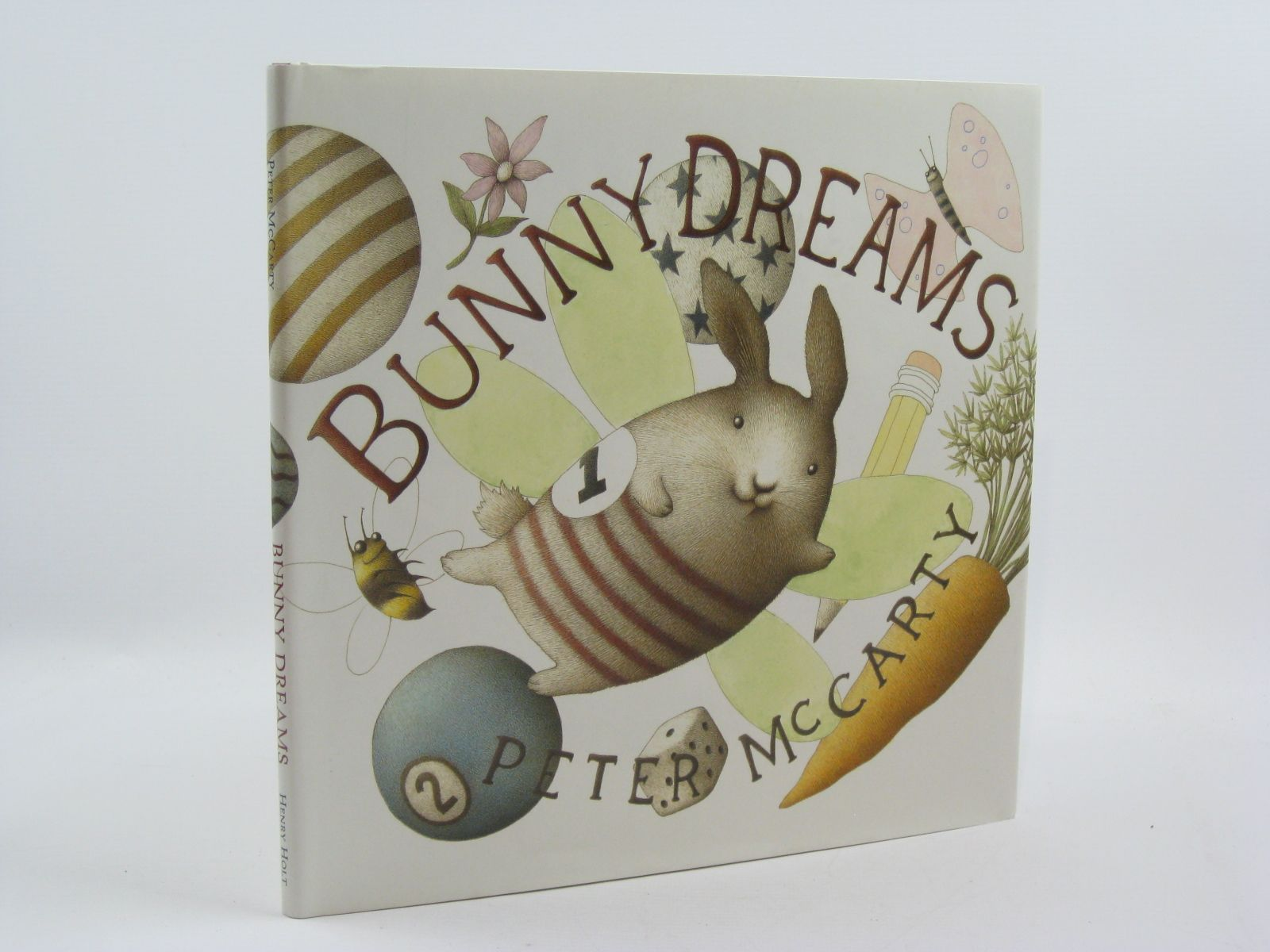 Photo of BUNNY DREAMS written by McCarty, Peter illustrated by McCarty, Peter published by Henry Holt and Company (STOCK CODE: 1507164)  for sale by Stella & Rose's Books