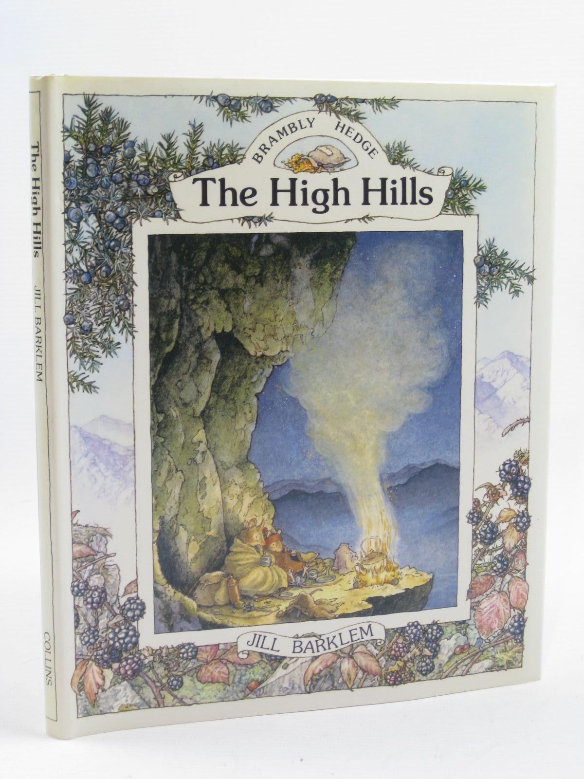 Photo of THE HIGH HILLS written by Barklem, Jill illustrated by Barklem, Jill published by Collins (STOCK CODE: 1507174)  for sale by Stella & Rose's Books