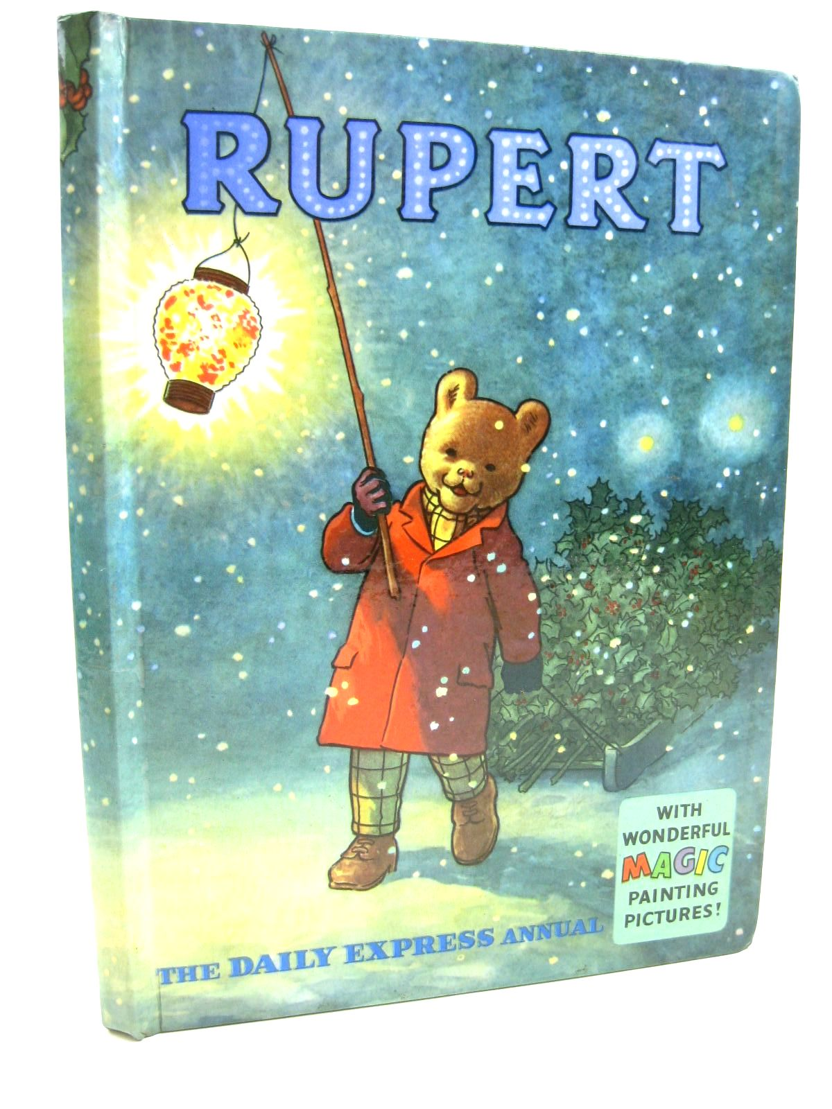 Photo of RUPERT ANNUAL 1960 written by Bestall, Alfred illustrated by Bestall, Alfred published by Daily Express (STOCK CODE: 1507192)  for sale by Stella & Rose's Books