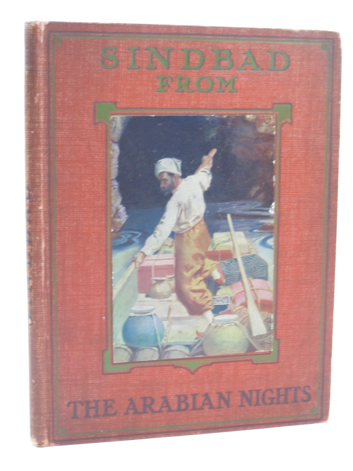 Photo of SINBAD THE SAILOR published by Collins Clear-Type Press (STOCK CODE: 1507216)  for sale by Stella & Rose's Books