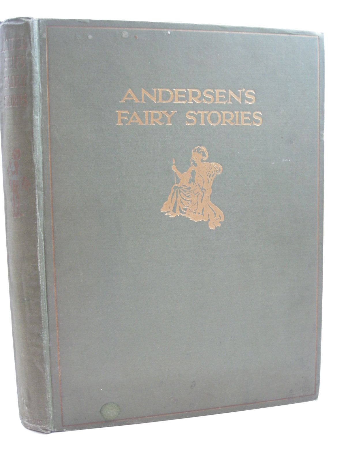 Photo of HANS ANDERSEN'S FAIRY STORIES written by Andersen, Hans Christian illustrated by Anderson, Anne published by Collins Clear-Type Press (STOCK CODE: 1507235)  for sale by Stella & Rose's Books
