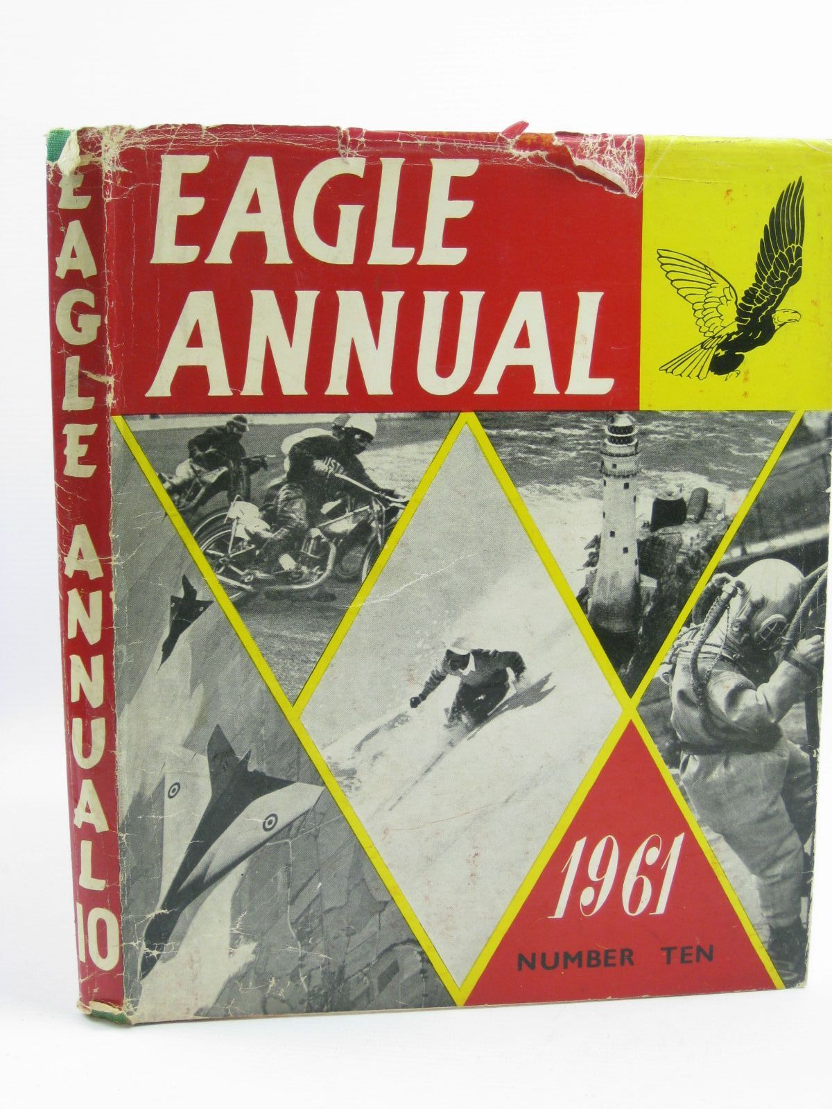 Photo of EAGLE ANNUAL No. 10 written by Makins, Clifford published by Longacre Press (STOCK CODE: 1507258)  for sale by Stella & Rose's Books