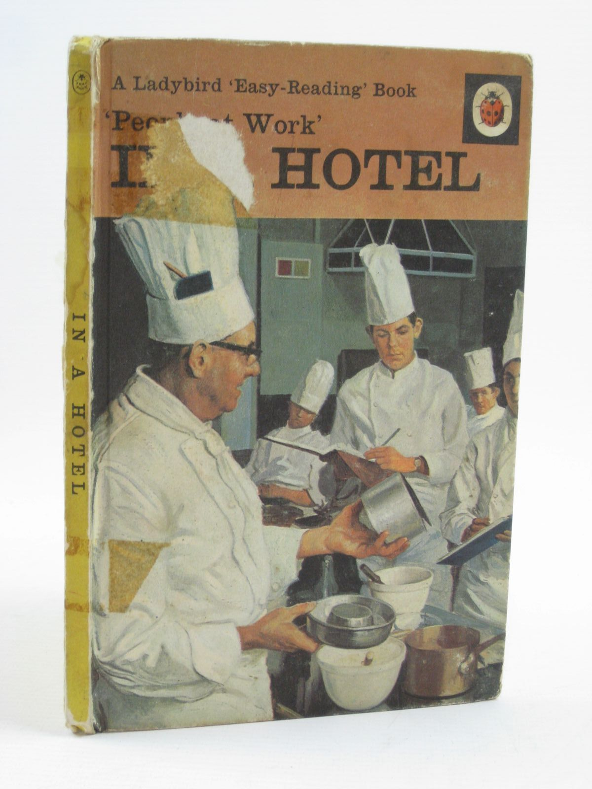 Photo of IN A HOTEL written by Havenhand, I.& J. illustrated by Berry, John published by Ladybird Books (STOCK CODE: 1507266)  for sale by Stella & Rose's Books