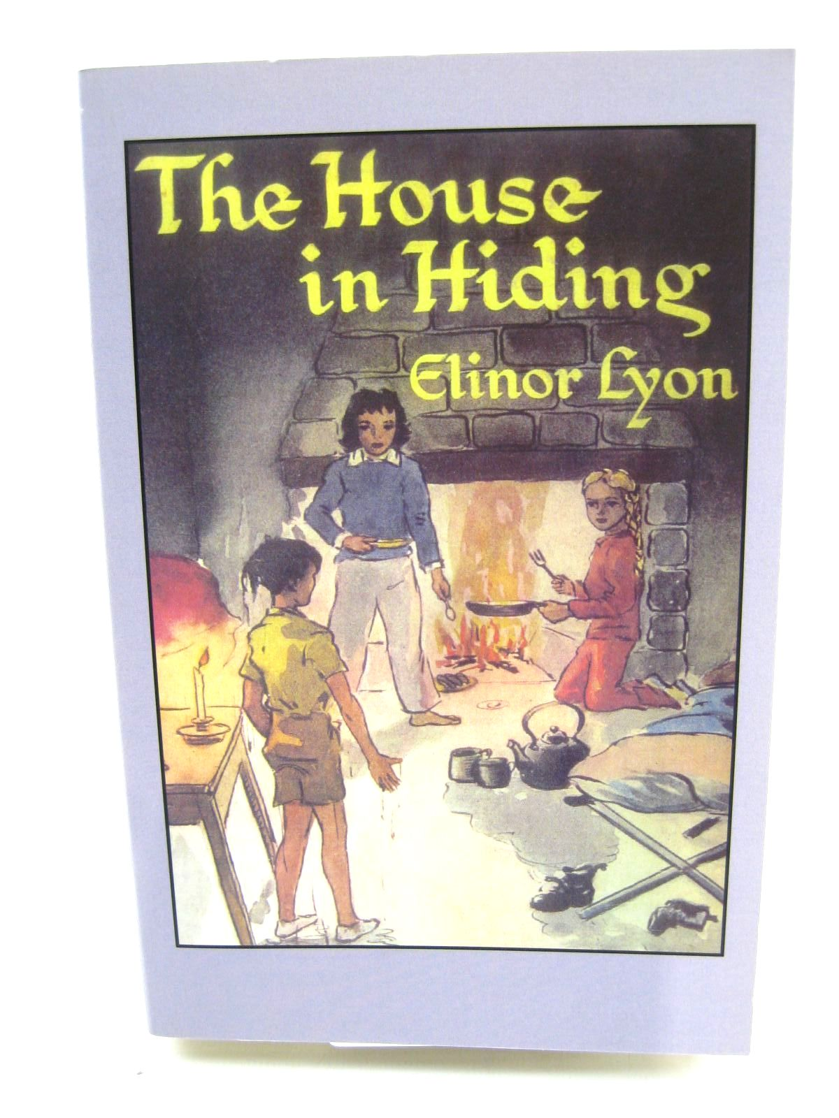 Photo of THE HOUSE IN HIDING written by Lyon, Elinor illustrated by Lyon, Elinor published by Fidra Books (STOCK CODE: 1507273)  for sale by Stella & Rose's Books