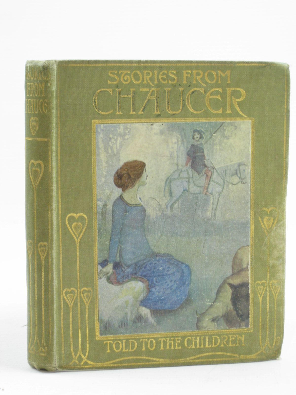 Photo of STORIES FROM CHAUCER written by Chaucer, Geoffrey<br />Kelman, Janet Harvey illustrated by Robinson, W. Heath published by T.C. & E.C. Jack (STOCK CODE: 1507328)  for sale by Stella & Rose's Books