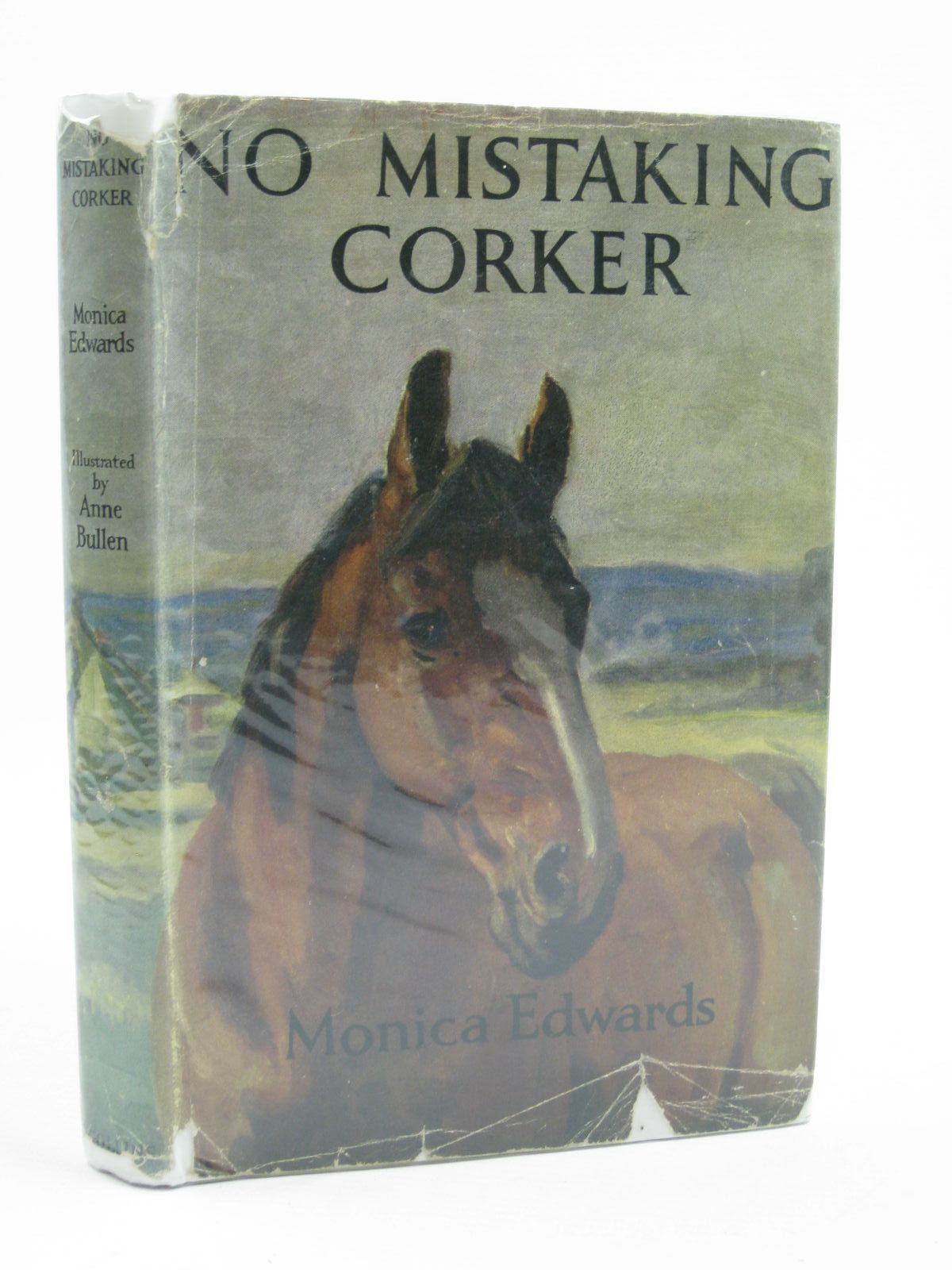 Photo of NO MISTAKING CORKER written by Edwards, Monica illustrated by Bullen, Anne published by Collins (STOCK CODE: 1507431)  for sale by Stella & Rose's Books
