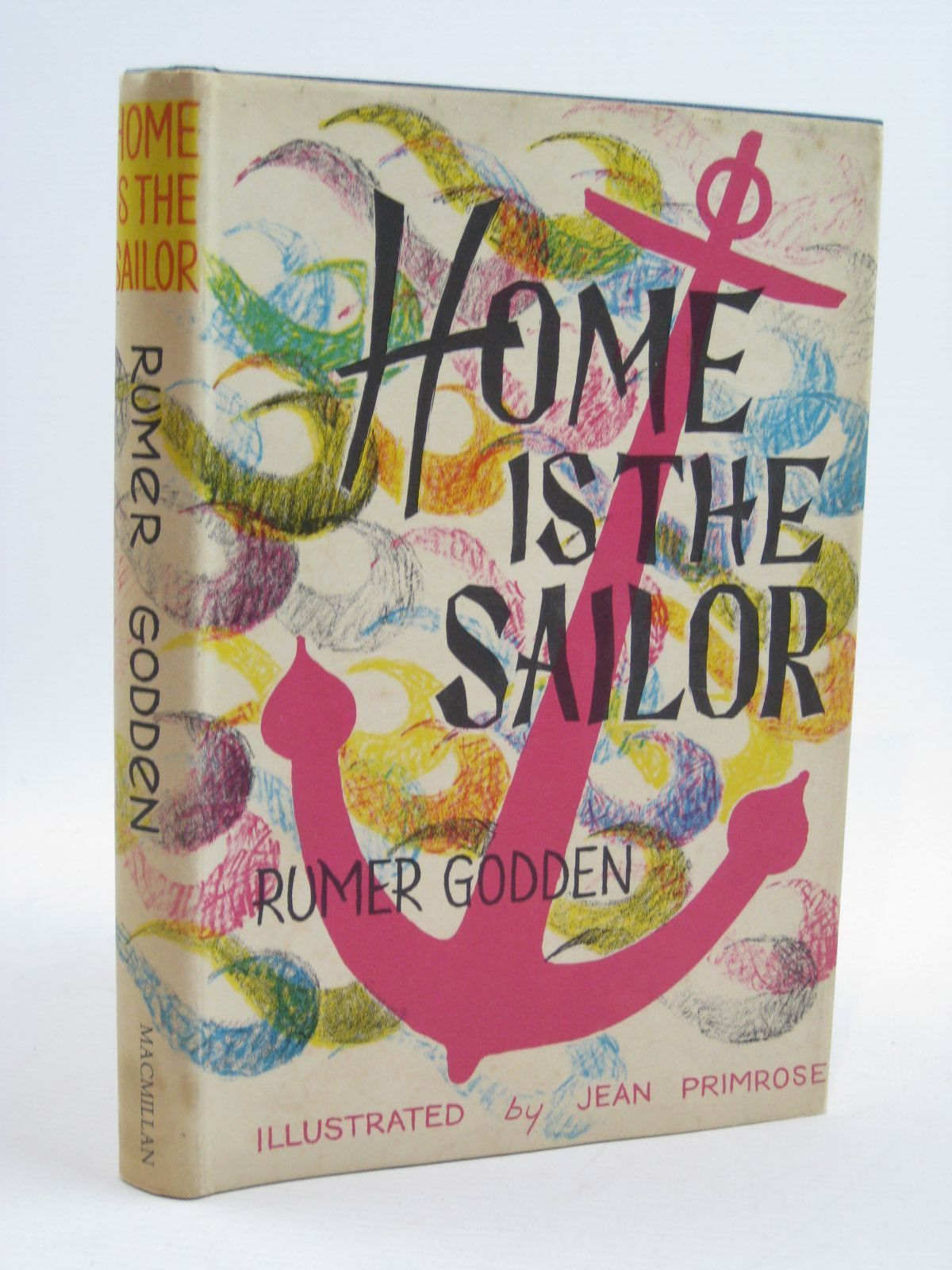 Photo of HOME IS THE SAILOR written by Godden, Rumer illustrated by Primrose, Jean published by Macmillan & Co. Ltd. (STOCK CODE: 1507435)  for sale by Stella & Rose's Books