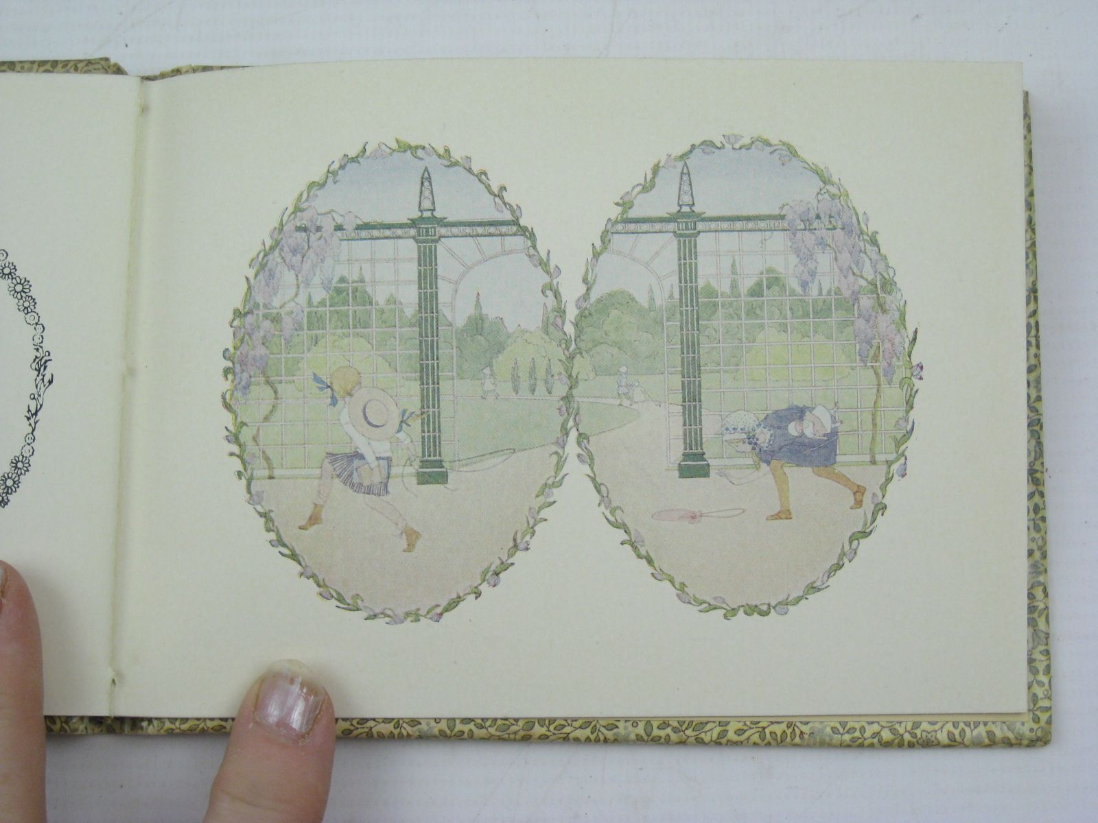 Photo of AUNTIE'S LITTLE RHYME BOOK illustrated by Willebeek Le Mair, Henriette published by Augener Ltd. (STOCK CODE: 1507462)  for sale by Stella & Rose's Books