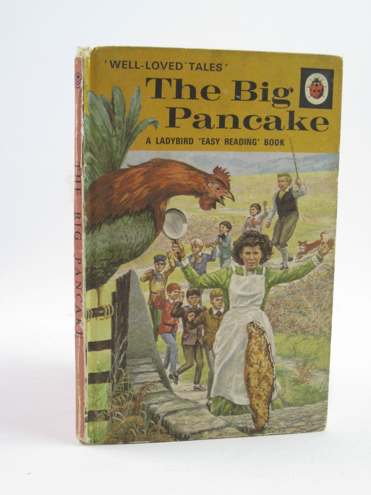 Photo of THE BIG PANCAKE written by Southgate, Vera illustrated by Lumley, Robert published by Wills & Hepworth Ltd. (STOCK CODE: 1507515)  for sale by Stella & Rose's Books