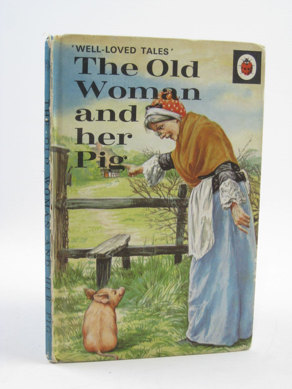 Photo of THE OLD WOMAN AND HER PIG written by Southgate, Vera illustrated by Lumley, Robert published by Ladybird Books (STOCK CODE: 1507517)  for sale by Stella & Rose's Books