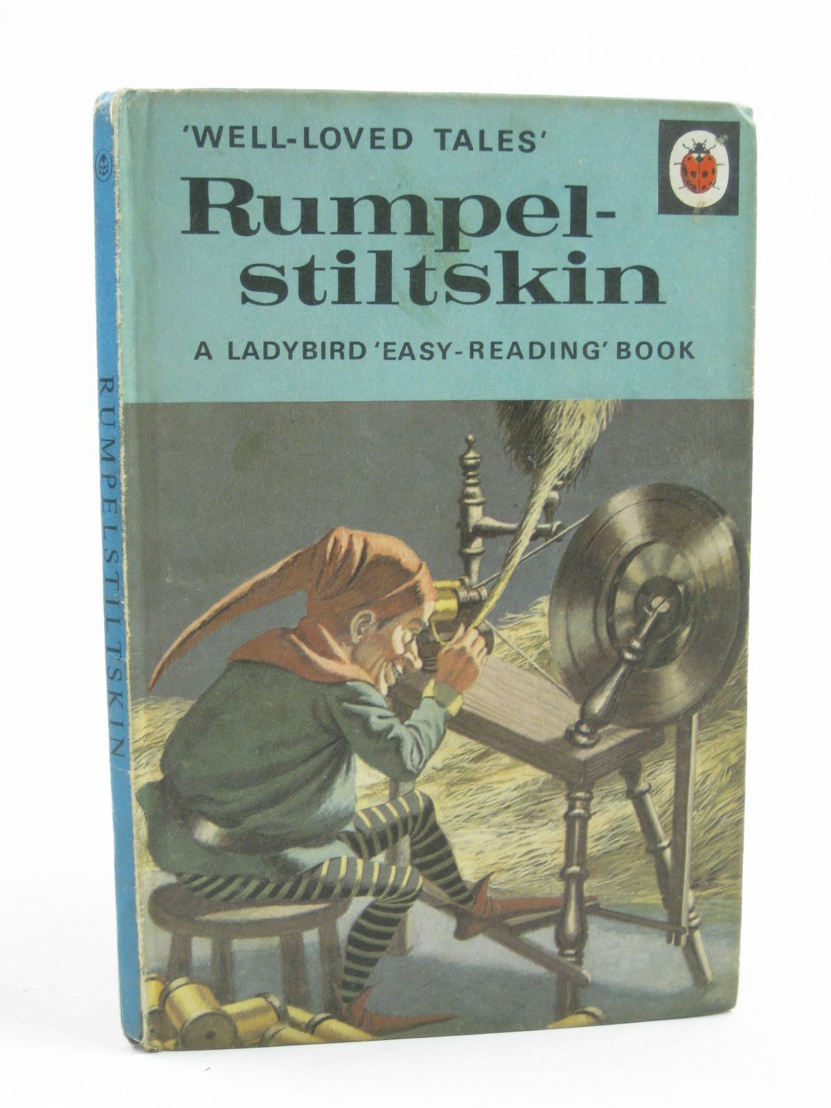 Photo of RUMPELSTILTSKIN written by Southgate, Vera illustrated by Winter, Eric published by Wills & Hepworth Ltd. (STOCK CODE: 1507518)  for sale by Stella & Rose's Books