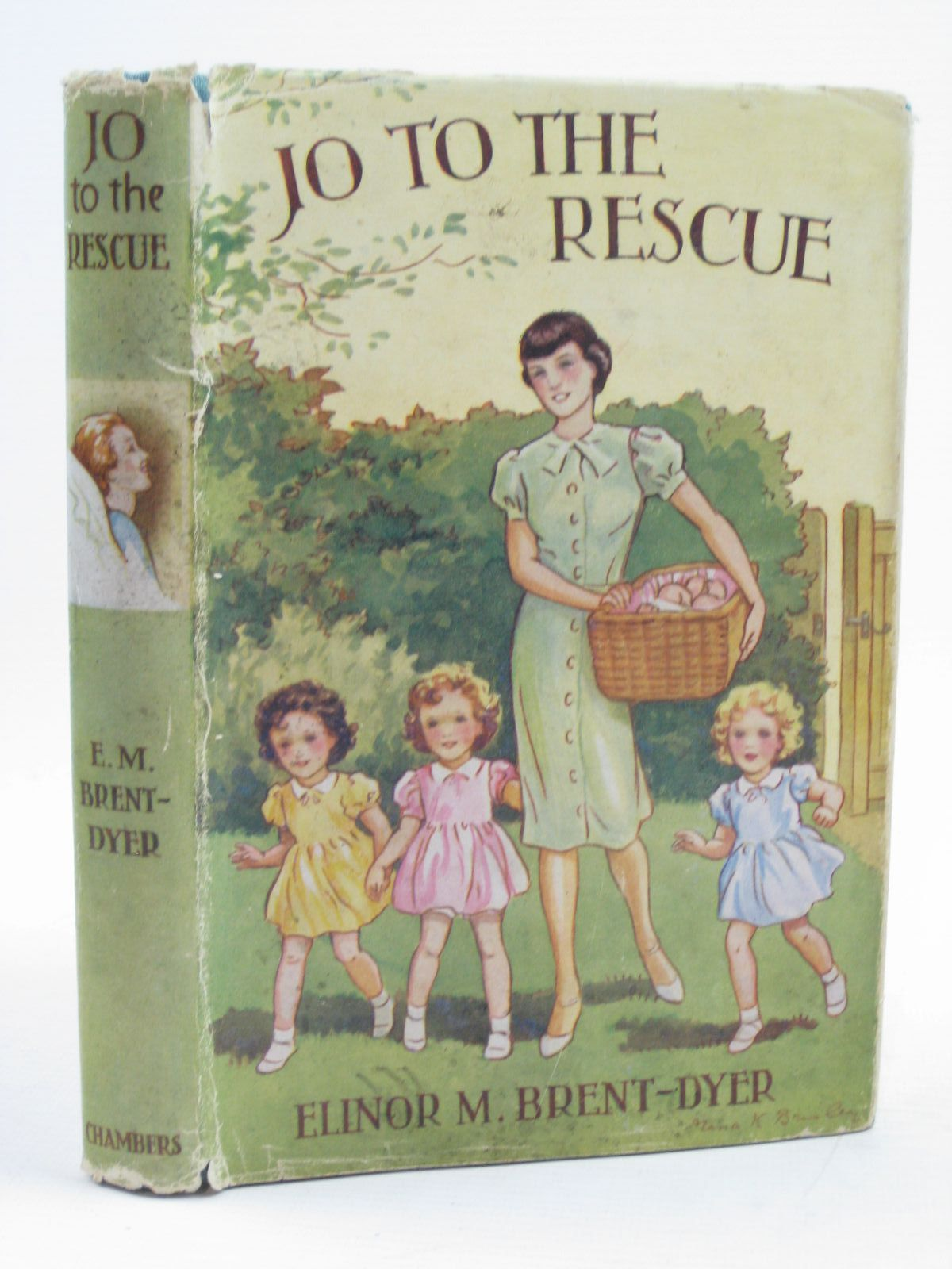 Photo of JO TO THE RESCUE- Stock Number: 1507537