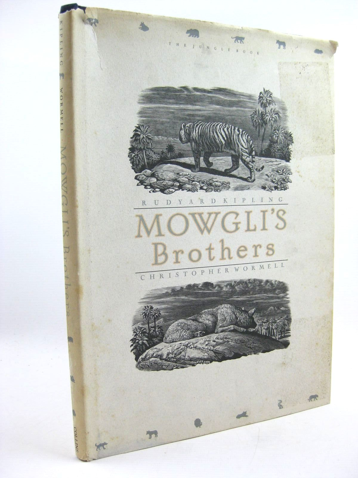 Photo of MOWGLI'S BROTHERS written by Kipling, Rudyard illustrated by Wormell, Christopher published by Collins (STOCK CODE: 1507557)  for sale by Stella & Rose's Books
