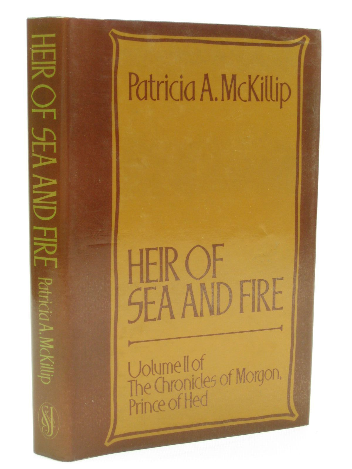 Photo of HEIR OF SEA AND FIRE written by McKillip, Patricia A. published by Sidgwick & Jackson (STOCK CODE: 1507575)  for sale by Stella & Rose's Books