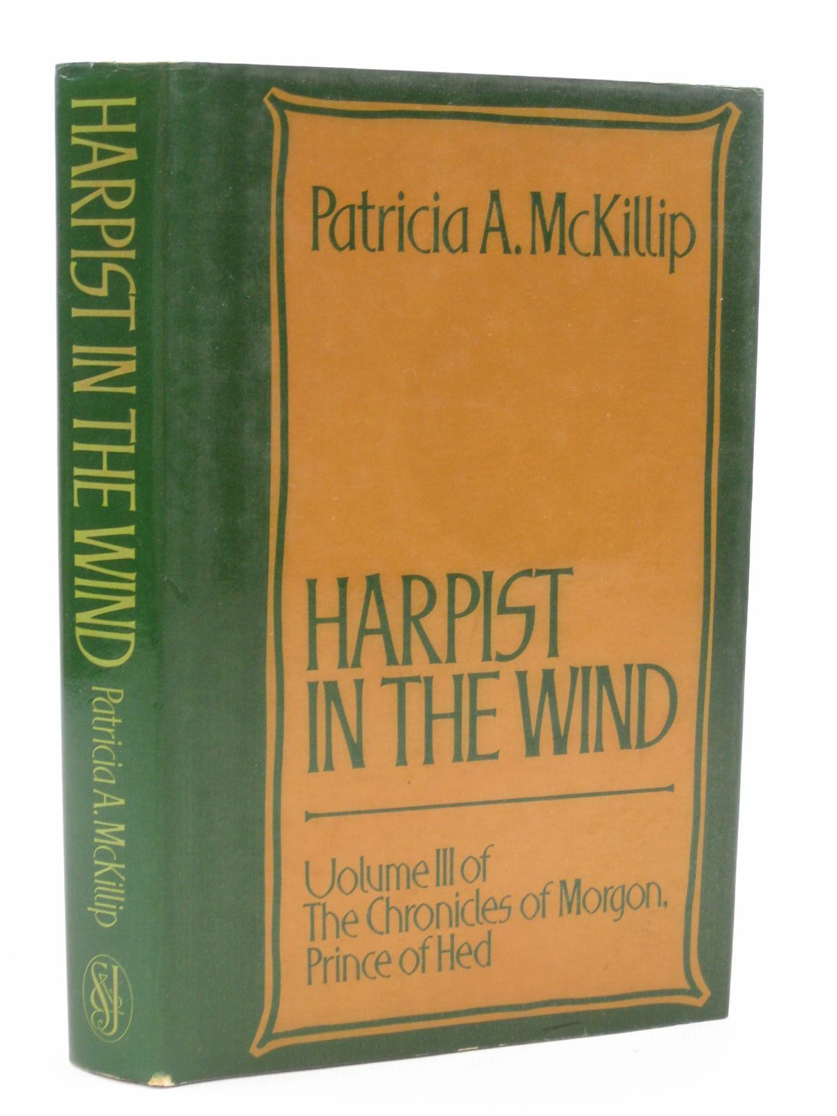 Photo of HARPIST IN THE WIND written by McKillip, Patricia A. published by Sidgwick & Jackson (STOCK CODE: 1507576)  for sale by Stella & Rose's Books
