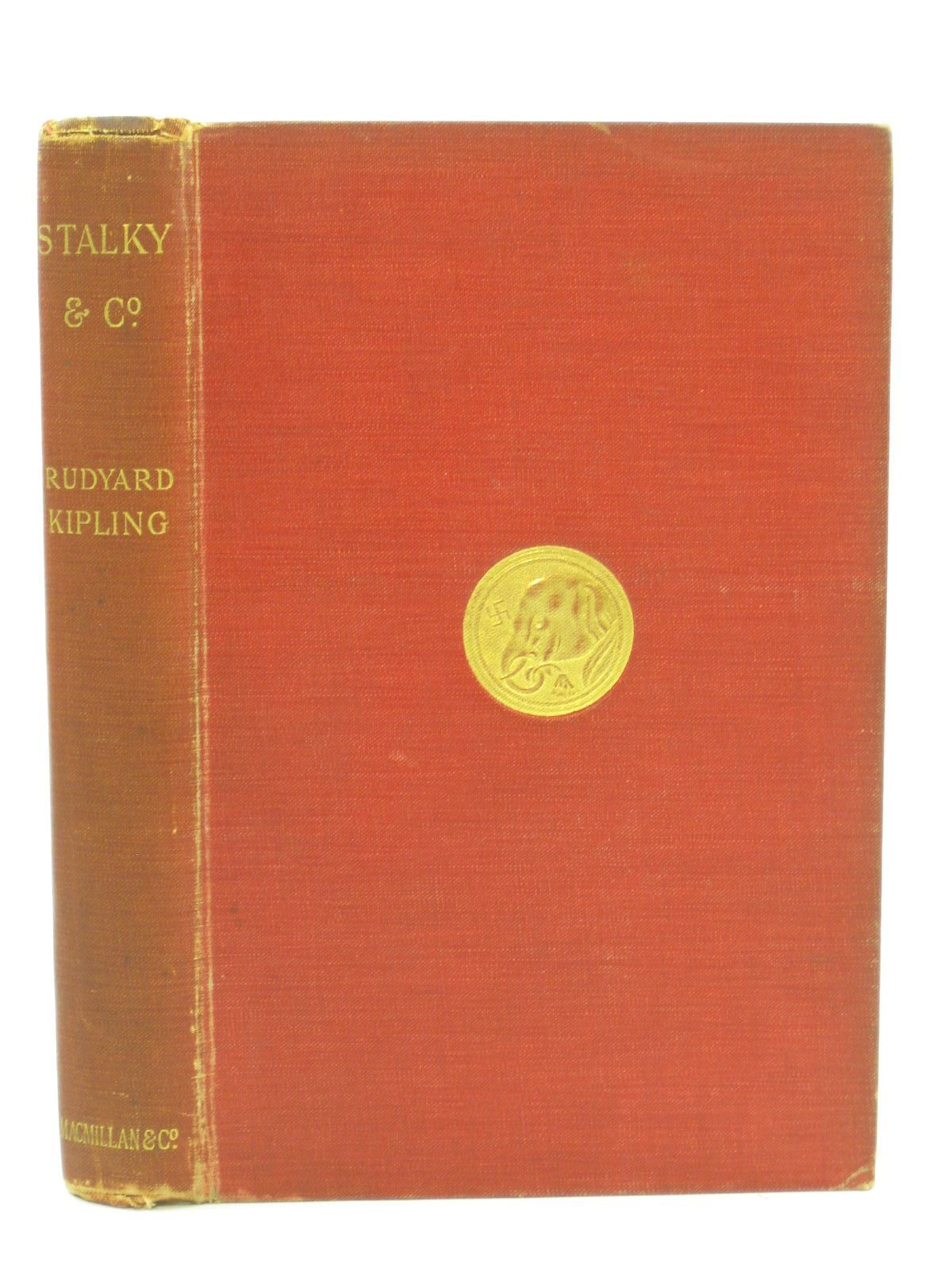 Photo of STALKY & CO. written by Kipling, Rudyard published by Macmillan & Co. Ltd. (STOCK CODE: 1507596)  for sale by Stella & Rose's Books