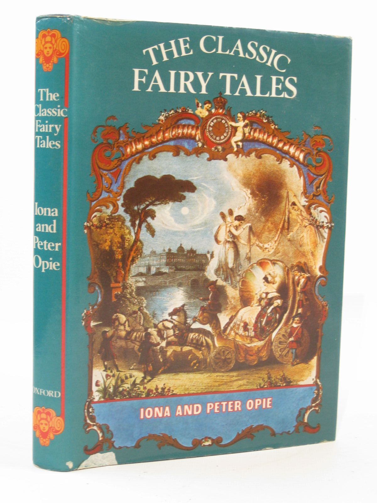 Photo of THE CLASSIC FAIRY TALES written by Opie, Iona<br />Opie, Peter published by Oxford University Press (STOCK CODE: 1507623)  for sale by Stella & Rose's Books