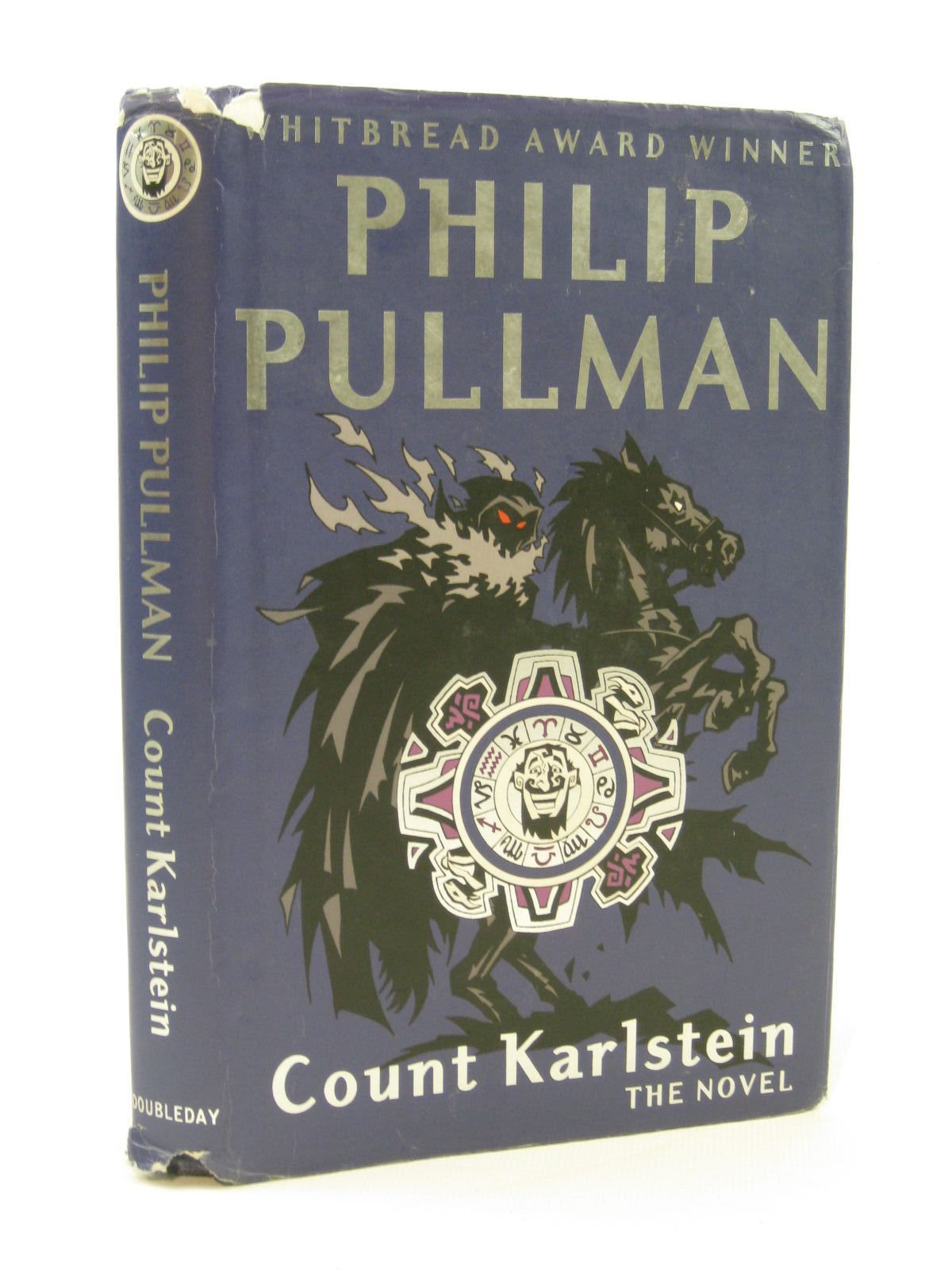 Photo of COUNT KARLSTEIN written by Pullman, Philip illustrated by Bryan, Diana published by Doubleday (STOCK CODE: 1507659)  for sale by Stella & Rose's Books