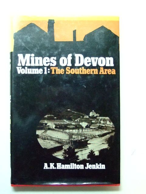 Photo of MINES OF DEVON VOLUME 1 THE SOUTHERN AREA written by Jenkin, A.K. Hamilton published by David & Charles (STOCK CODE: 1601098)  for sale by Stella & Rose's Books