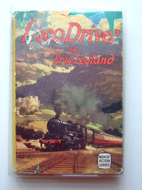 Photo of LOCO DRIVER written by Leyland, Eric published by Edmund Ward Ltd. (STOCK CODE: 1601521)  for sale by Stella & Rose's Books