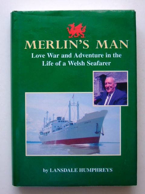 Photo of MERLIN'S MAN written by Humphreys, Lansdale published by P.M. Heaton Publishing (STOCK CODE: 1601541)  for sale by Stella & Rose's Books