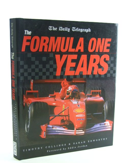 Photo of THE FORMULA ONE YEARS written by Collings, Timothy<br />Edworthy, Sarah published by Index (STOCK CODE: 1602529)  for sale by Stella & Rose's Books