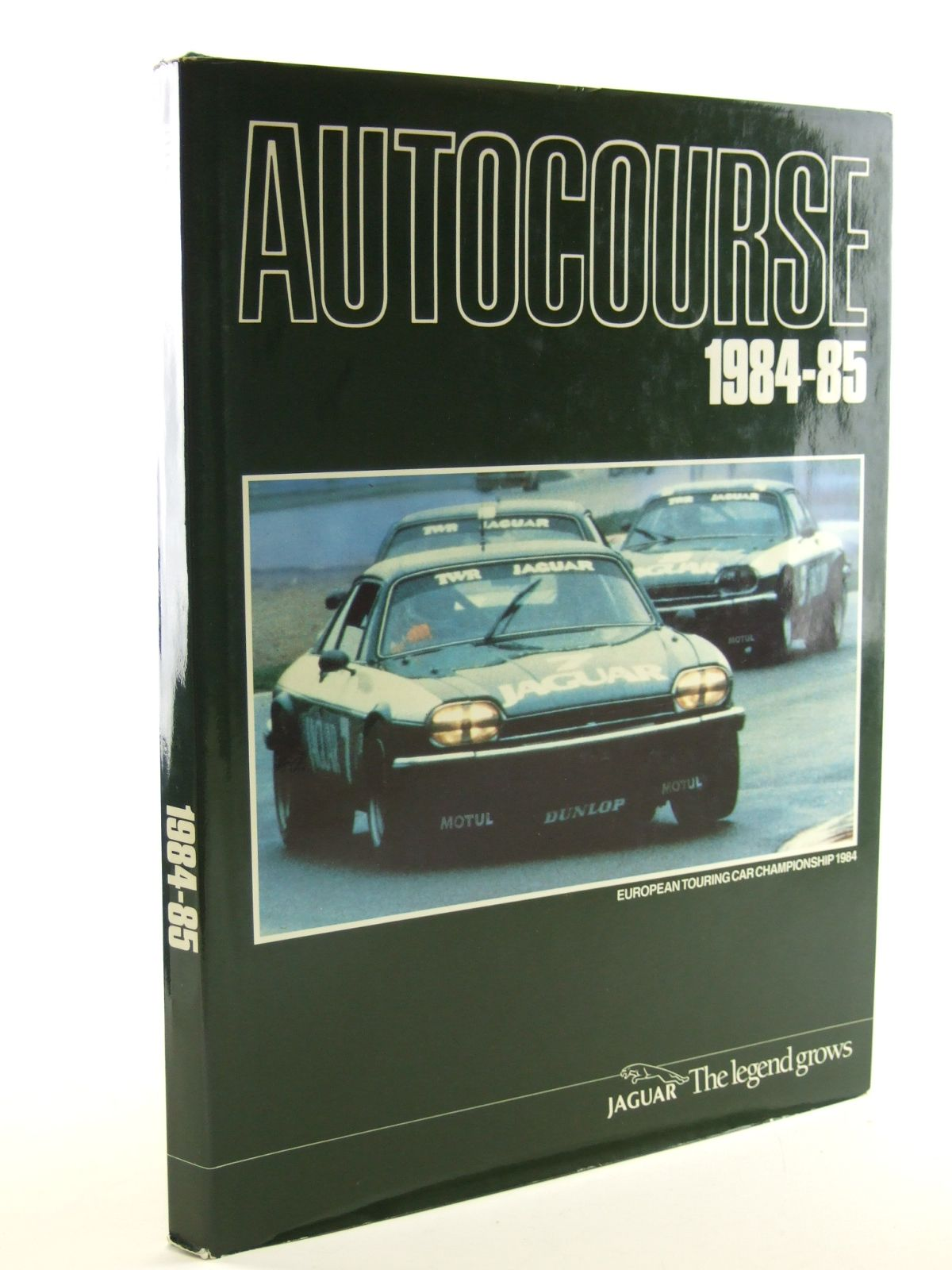 Photo of AUTOCOURSE 1984-85 written by Hamilton, Maurice published by Hazleton Publishing (STOCK CODE: 1602643)  for sale by Stella & Rose's Books