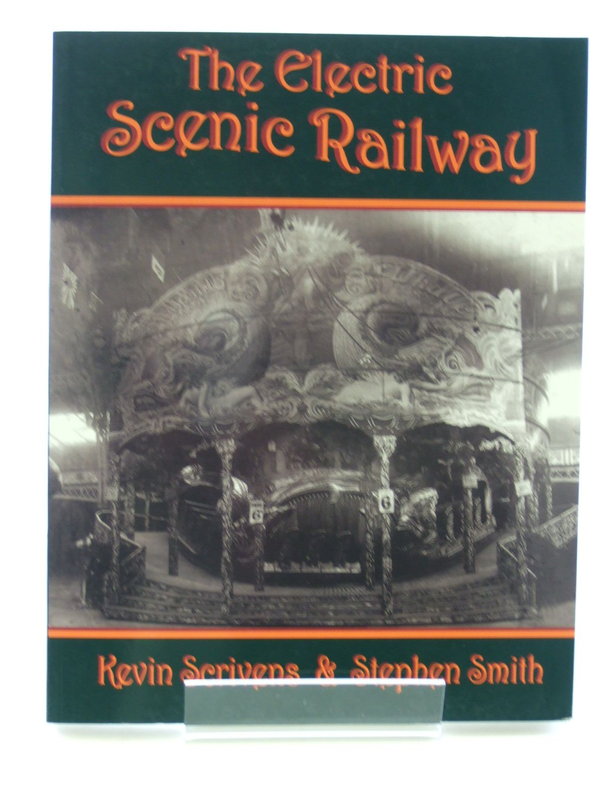 Photo of THE ELECTRIC SCENIC RAILWAY written by Scrivens, Kevin<br />Smith, Stephen published by New Era Publications (STOCK CODE: 1602775)  for sale by Stella & Rose's Books