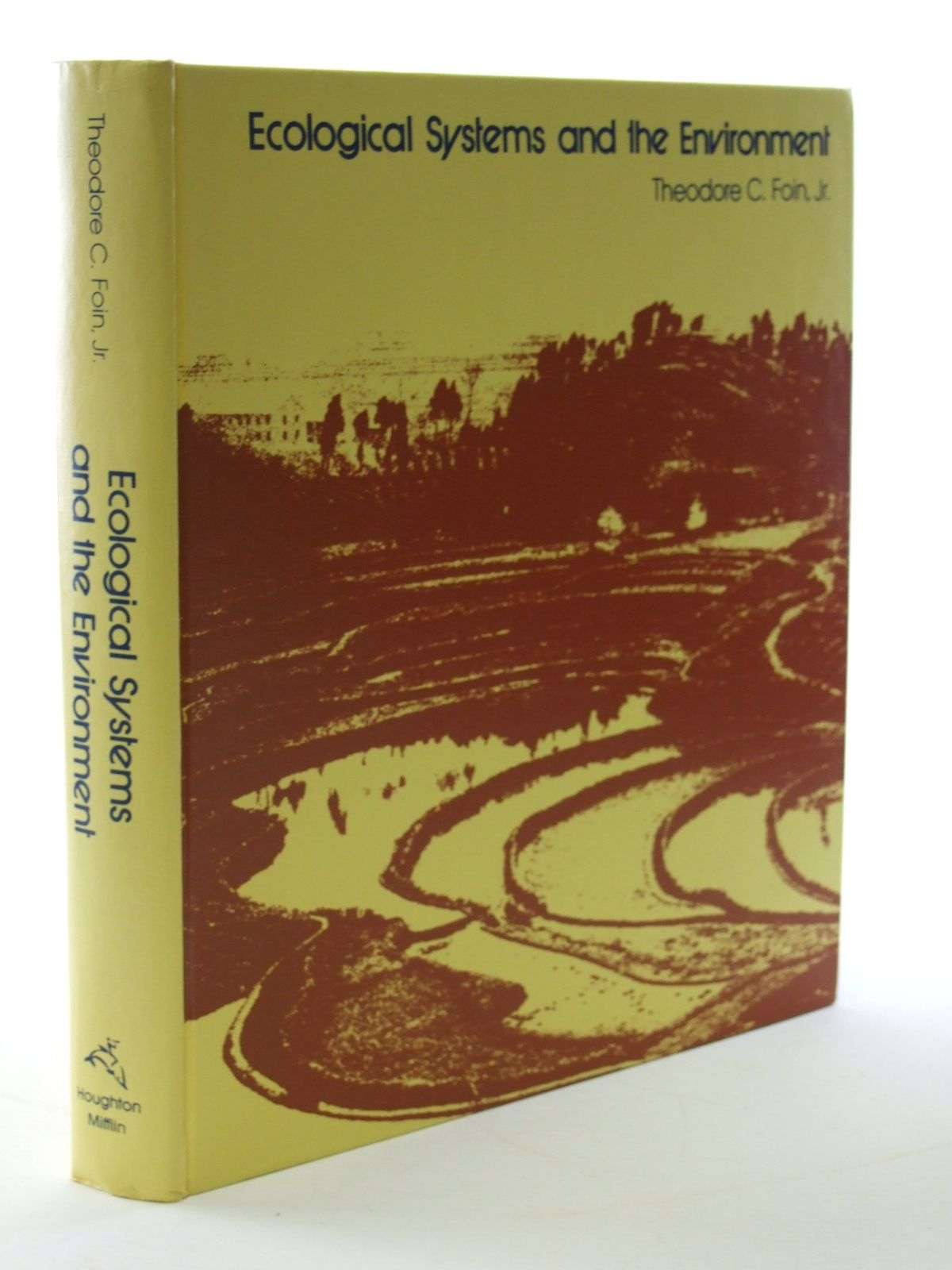 Photo of ECOLOGICAL SYSTEMS AND THE ENVIRONMENT written by Foin, Theordore C. published by Houghton Mifflin Company (STOCK CODE: 1602934)  for sale by Stella & Rose's Books