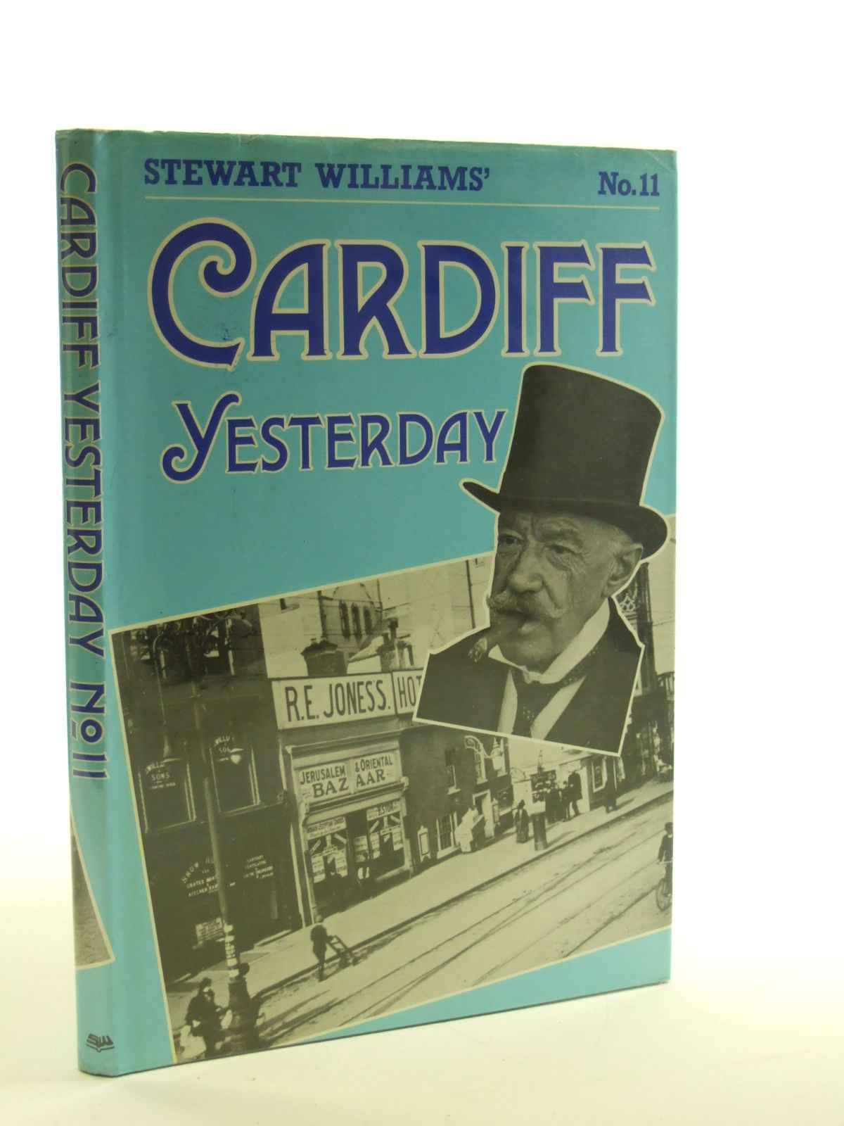 Photo of CARDIFF YESTERDAY No. 11 written by Williams, Stewart published by Stewart Williams (STOCK CODE: 1603026)  for sale by Stella & Rose's Books