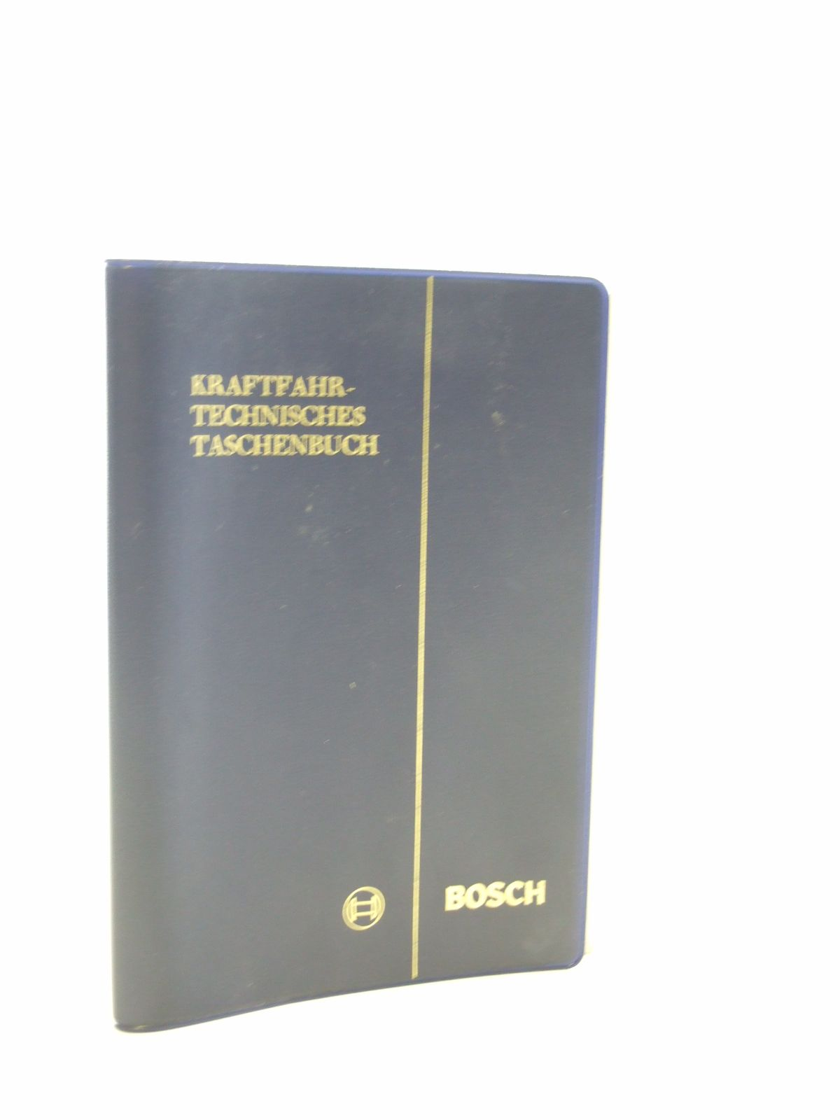 Photo of KRAFTFAHR TECHNISCHES TASCHENBUCH published by Bosch (STOCK CODE: 1603088)  for sale by Stella & Rose's Books