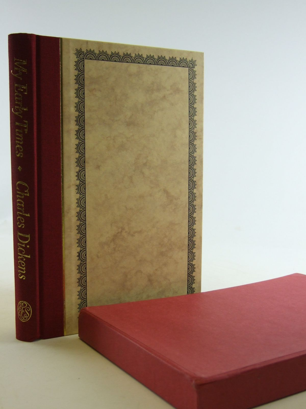 Photo of MY EARLY TIMES written by Dickens, Charles<br />Rowland, Peter published by Folio Society (STOCK CODE: 1603174)  for sale by Stella & Rose's Books