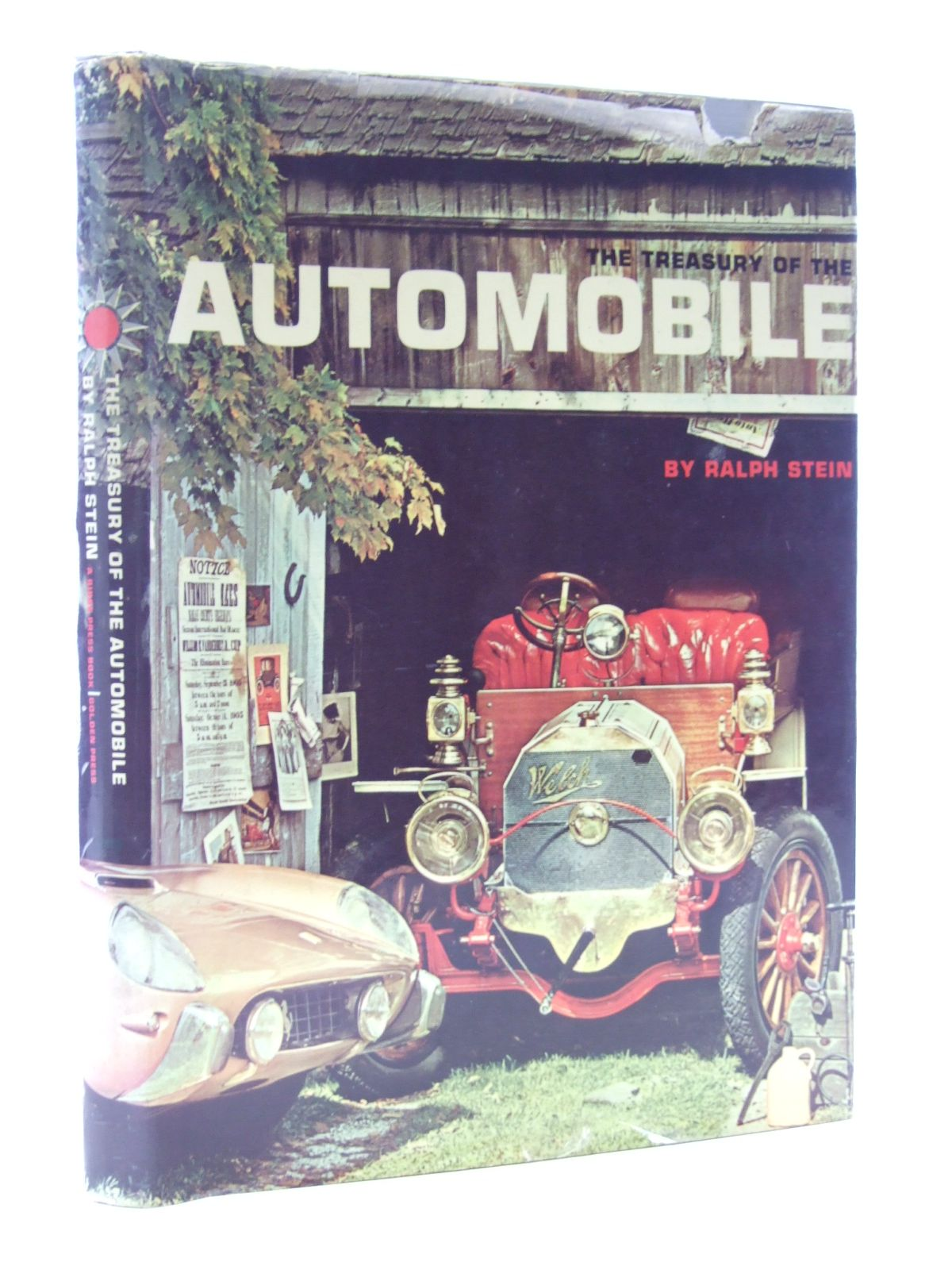 Photo of THE TREASURY OF THE AUTOMOBILE written by Stein, Ralph published by Crown Publishers Inc. (STOCK CODE: 1603264)  for sale by Stella & Rose's Books