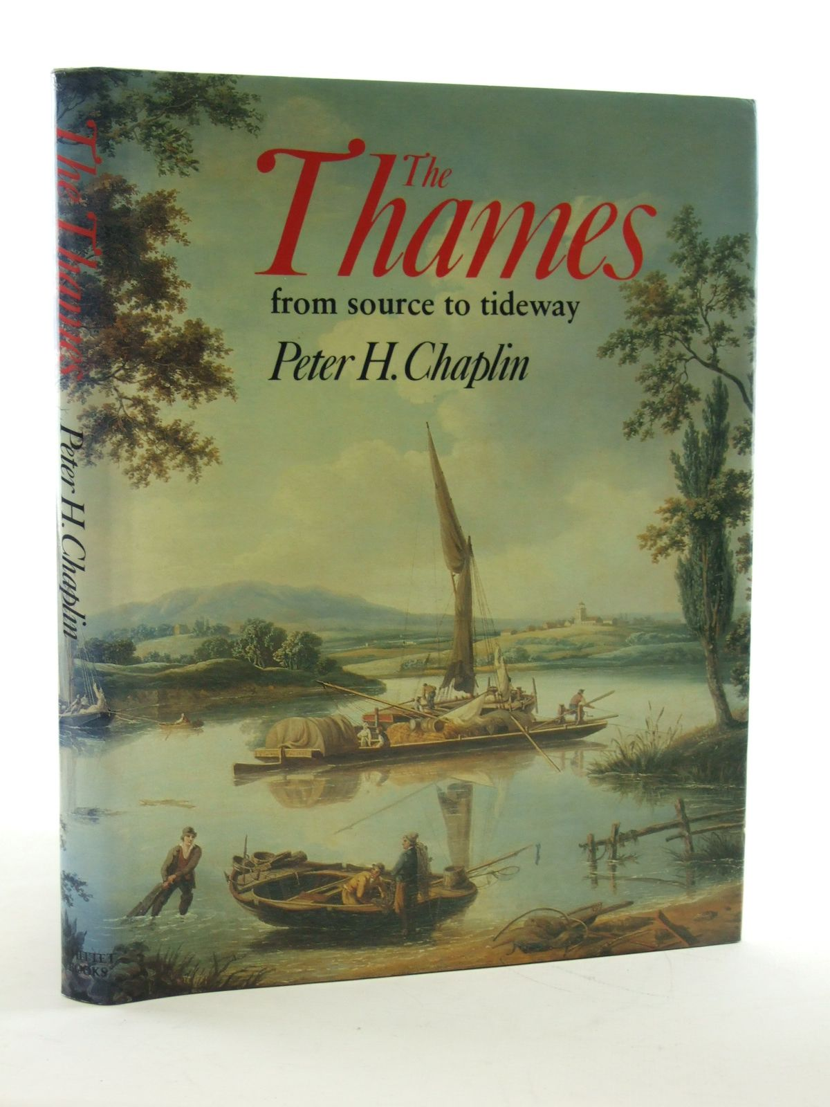 Photo of THE THAMES FROM SOURCE TO TIDEWAY written by Chaplin, Peter H. published by Whittet Books Ltd. (STOCK CODE: 1603369)  for sale by Stella & Rose's Books