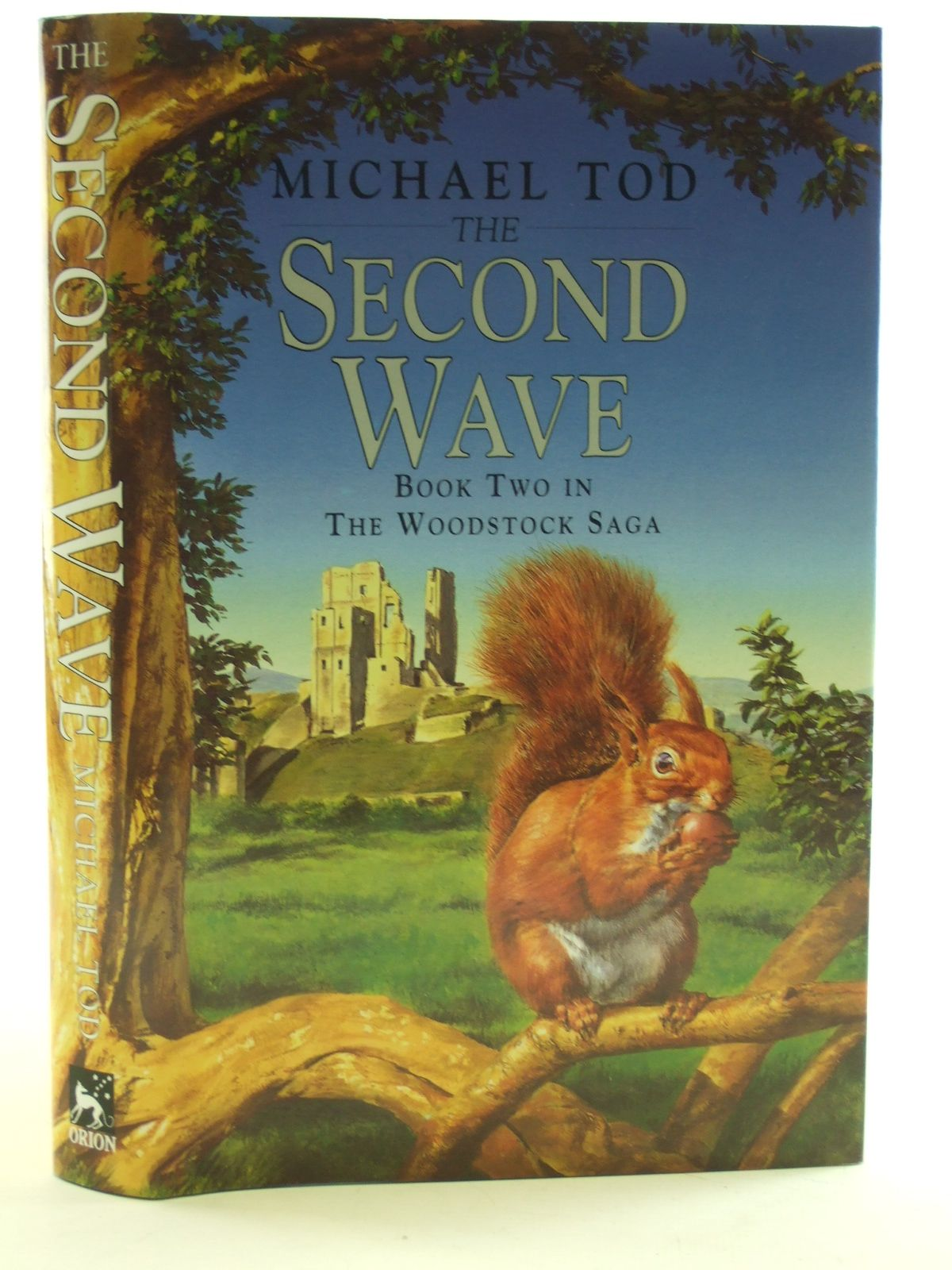 Photo of THE SECOND WAVE written by Tod, Michael published by Orion (STOCK CODE: 1603457)  for sale by Stella & Rose's Books