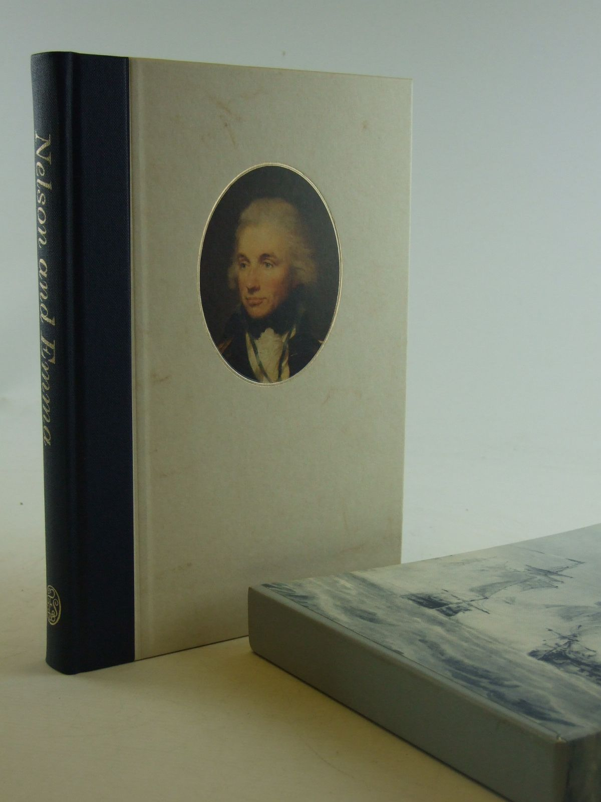 Photo of NELSON AND EMMA written by Hudson, Roger published by Folio Society (STOCK CODE: 1603646)  for sale by Stella & Rose's Books