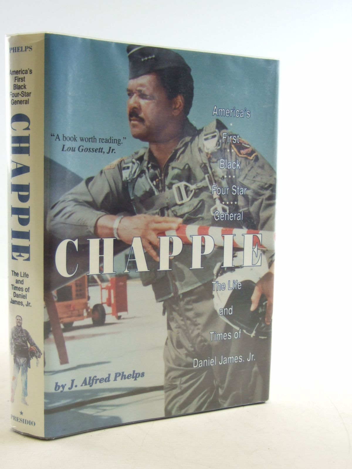 Photo of CHAPPIE written by Phelps, J. Alfred published by Presidio Press (STOCK CODE: 1603886)  for sale by Stella & Rose's Books
