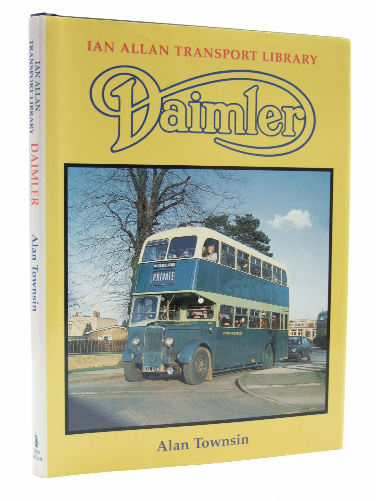 Photo of DAIMLER written by Townsin, Alan published by Ian Allan (STOCK CODE: 1604260)  for sale by Stella & Rose's Books