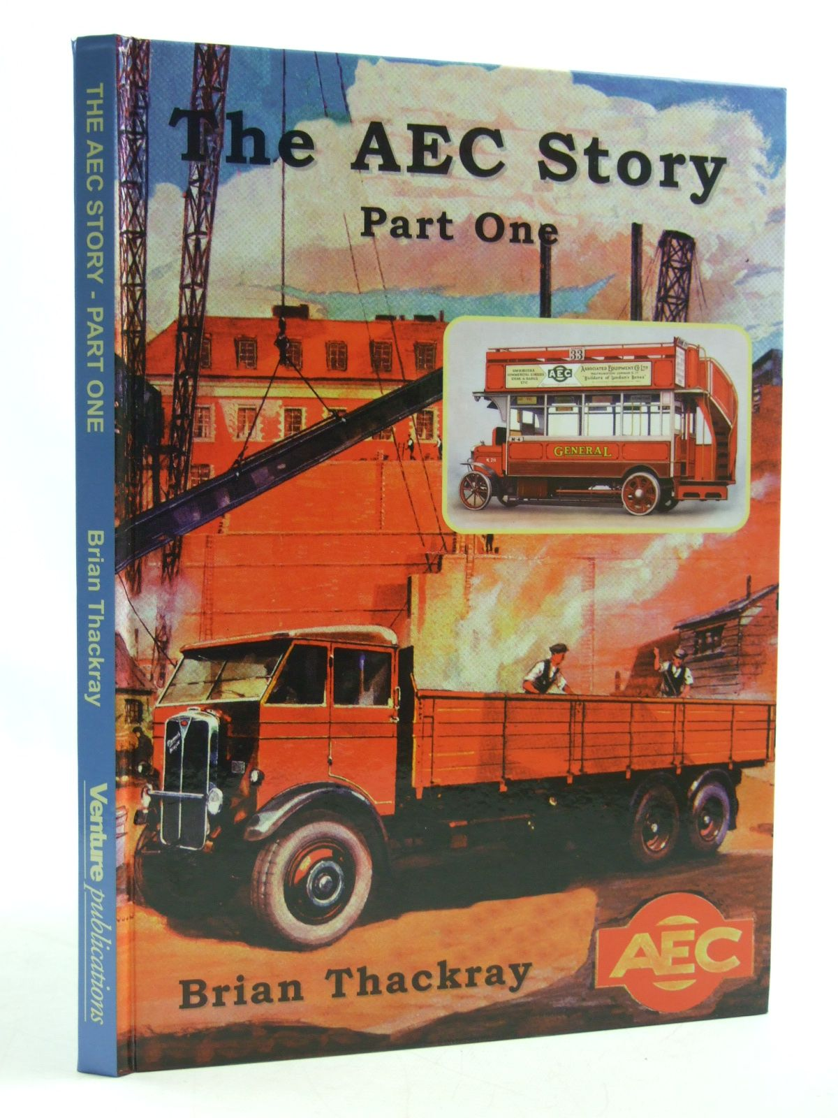 Photo of THE AEC STORY PART ONE written by Thackray, Brian published by Venture Publications (STOCK CODE: 1604343)  for sale by Stella & Rose's Books