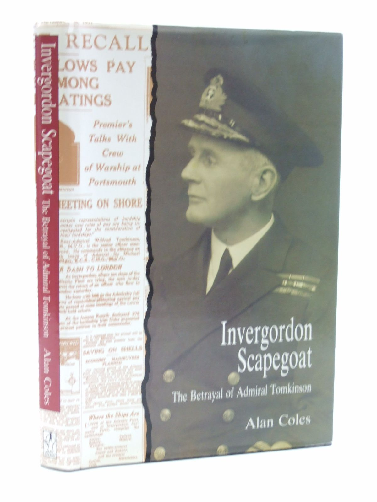 Photo of INVERGORDON SCAPEGOAT written by Coles, Alan published by Alan Sutton (STOCK CODE: 1604515)  for sale by Stella & Rose's Books
